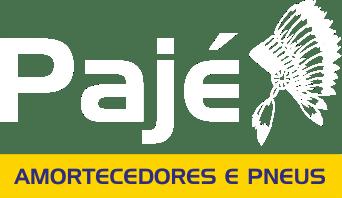 Logo Footer Pajé Amortecedores, um Auto Center Completo no Rio