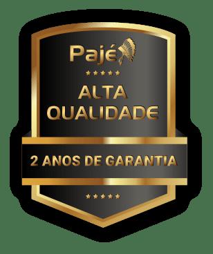 Os amortecedores Pajé possuem garantia de 2 anos