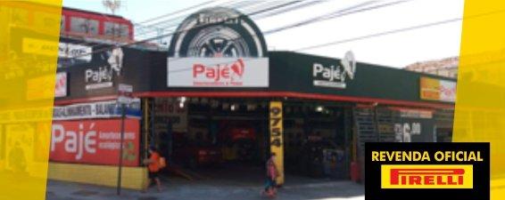 Pajé Amortecedores Cascadura - Revenda Oficial Pirelli