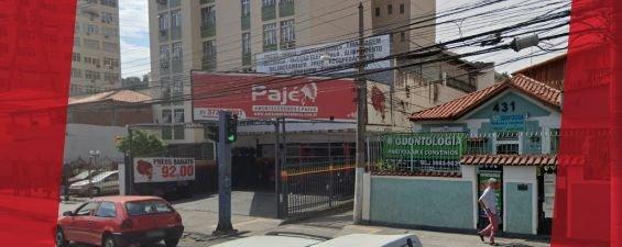 Pajé Amortecedores - Niterói