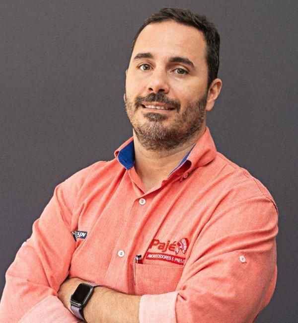 Rafael Figueiredo - CEO - Pajé Amortecedores