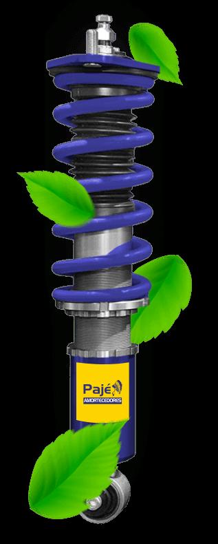 Fábrica de Amortecedores Remanufaturados - Compre com o melhor preço amortecedores remanufaturados ecológicos Pajé com 2 anos de garantia